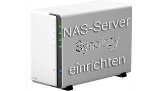 NAS Server einrichten: Anleitung