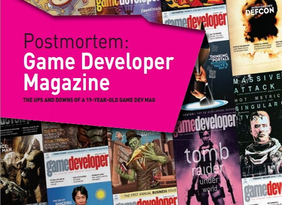 GD Magazine macht dicht mit Gratis-Ausgabe: Top 30 der besten Entwickler-Studios aller Zeiten