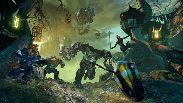 Borderlands 2: Infos zu den neuen DLCs