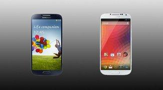 Samsung Galaxy S4: 40 Millionen verkaufte Geräte - Zahlen sind rückläufig