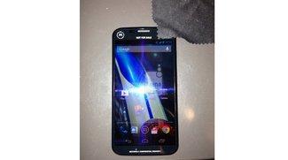 Moto X - Das neue Motorola-Flaggschiff zeigt sich in freier Wildbahn