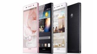 Huawei Ascend P6 - Google Edition möglich