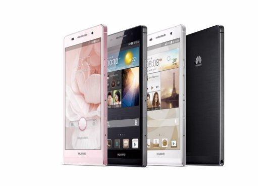 Huawei Ascend P6 offiziell vorgestellt - Mit Hands-On
