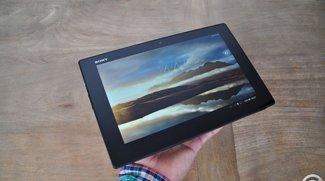Sony Xperia Tablet Z im Test