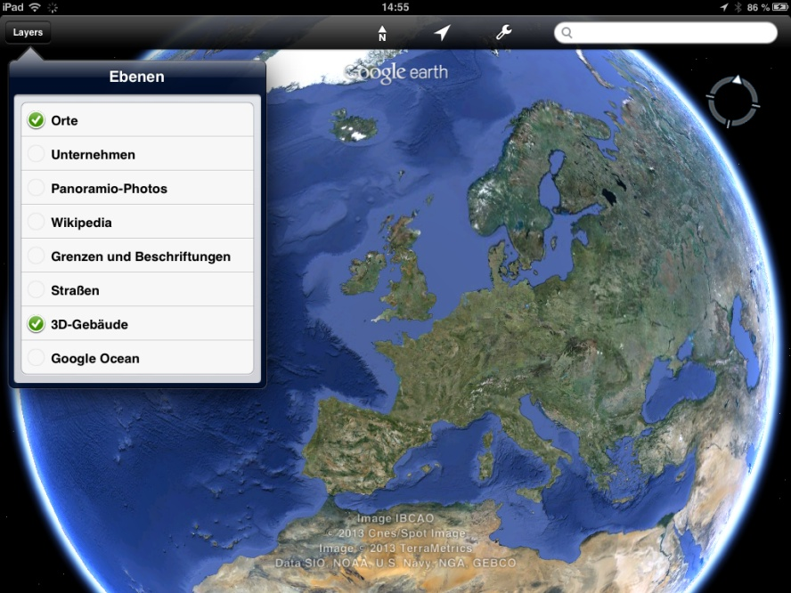 Download Google Earth 2018 latest free version