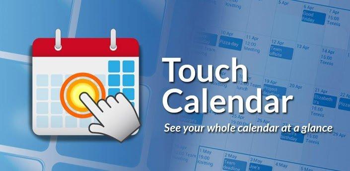 Touch-Calendar