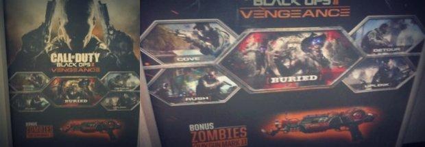 Call of Duty - Black Ops 2: Vengeance DLC aufgetaucht