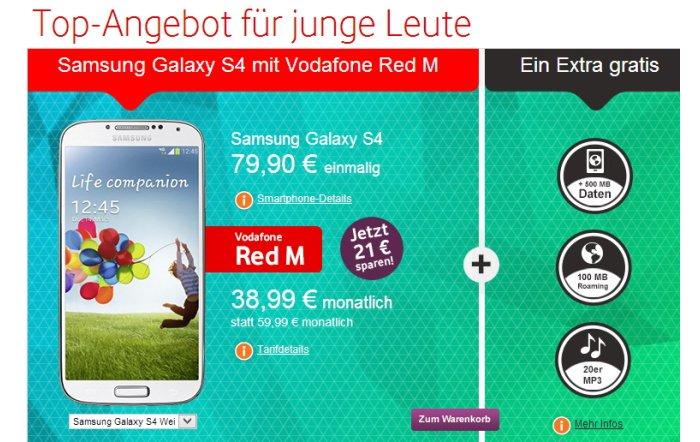 """Allnet-Flat für junge Leute """"Red M"""" für 38,99 statt 59,99 Euro"""