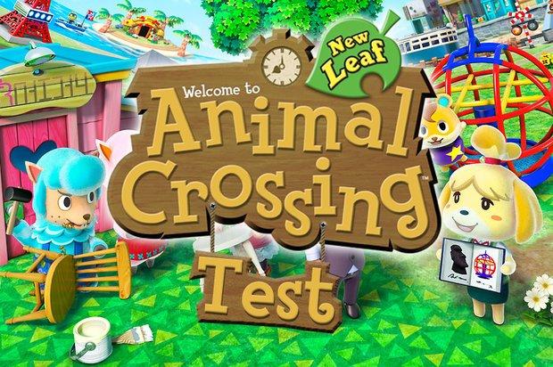 Animal Crossing New Leaf: Ich bin ver-leaf-t!