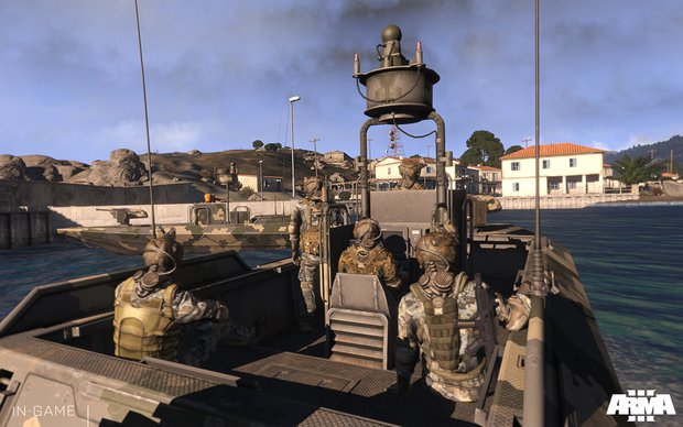 Arma 3: Beta startet am 25. Juni