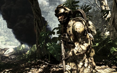 Call of Duty - Ghosts: Launch-Trailer und Monster Energy-Promoaktion