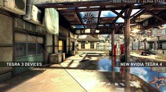 Dead Trigger 2: Tegra 4-exklusive Grafikfeatures im Video