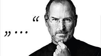 """Die besten Steve-Jobs-Zitate: """"Euch wird die Kinnlade runterfallen"""""""