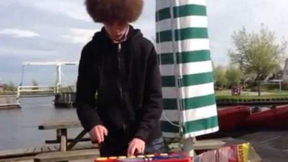 Awesome: Dubstep auf einem Bauernhof-Tiere-Kinder-Keyboard