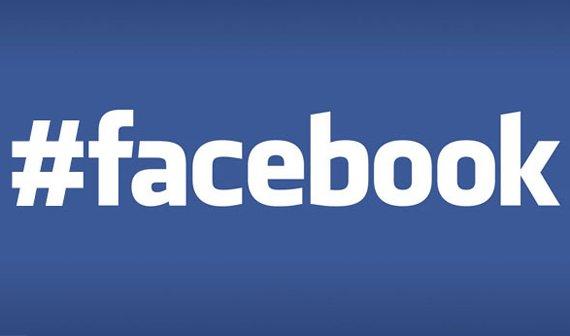 Facebook integriert Hashtags