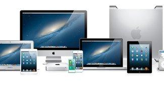 MacBook Pro Retina, iPads, iPods aktuell generalüberholt und günstiger