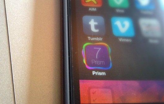 iOS 7 Prism: Fake oder echt?