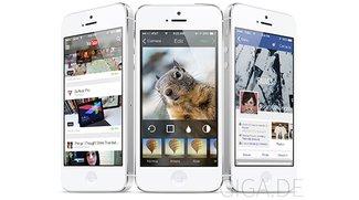 iOS 7: Neues Design für Instagram, Facebook, Youtube und Skype [Konzepte]
