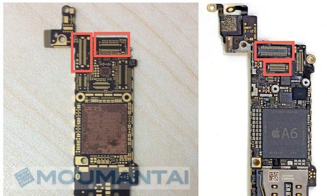Logic Board iPhone 5S