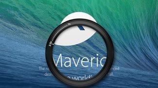OS X Mavericks Wallpaper: Indiz für zukünftige 4K-Displays von Apple