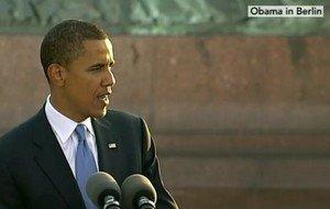 Obama in Berlin: Die Rede im Live-Stream und im TV