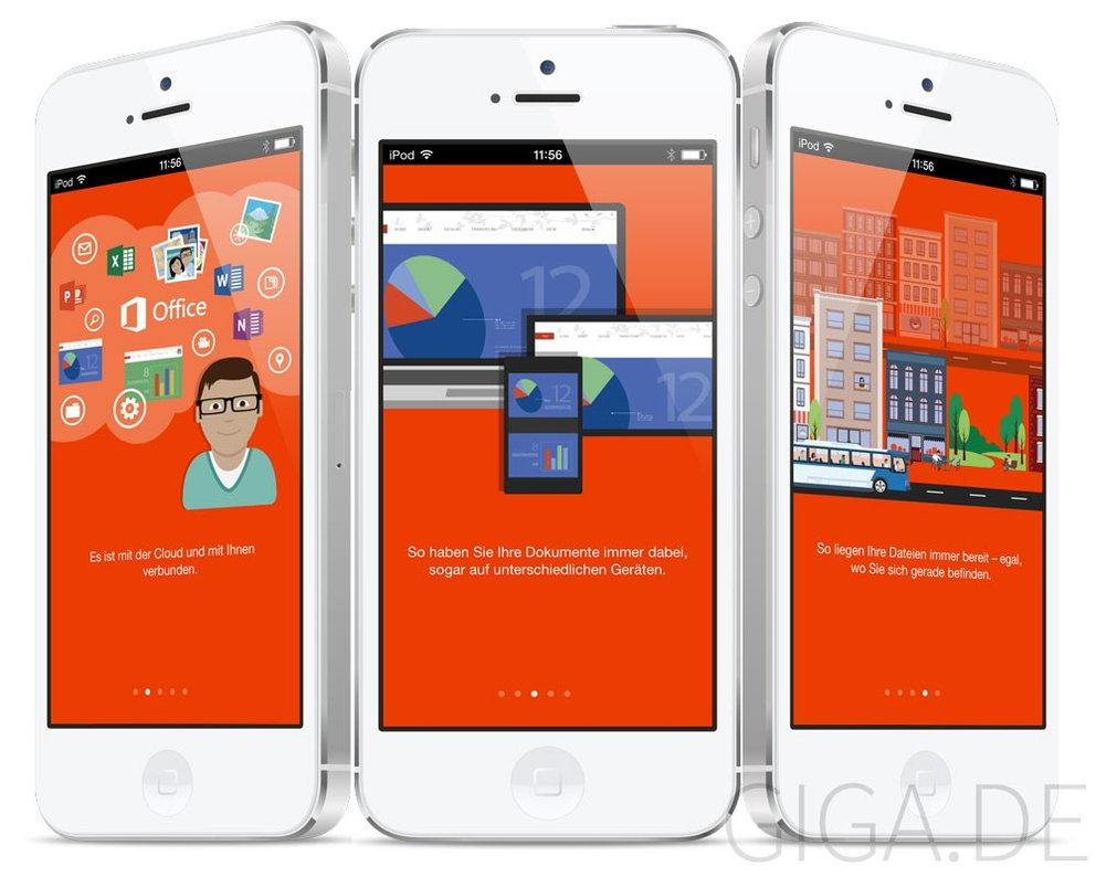 Microsoft Office 365 Mobile