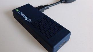 rikomagic MK802 IV S im Test: Schneller HDMI-Stick mit Android und Macken