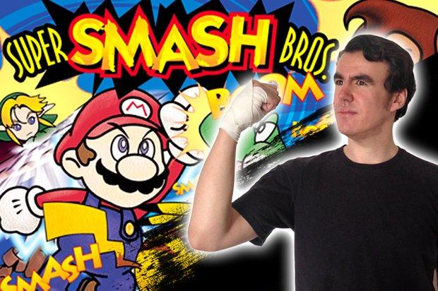 NostalGIGA: Super Smash Bros.