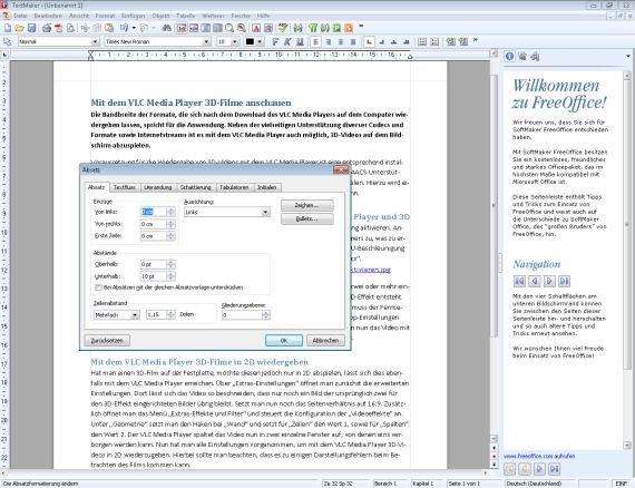 SoftMaker FreeOffice Download Screenshot