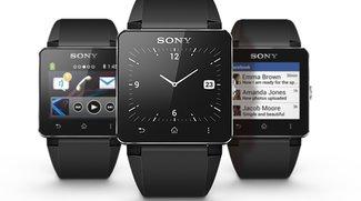 Sony SmartWatch 2 SW2: Nachfolger der Android-Armbanduhr vorgestellt