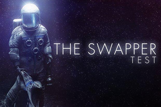The Swapper Test: Besseres Rätseln geht nicht