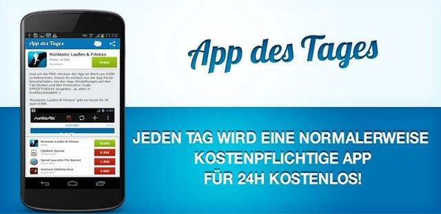 App des Tages