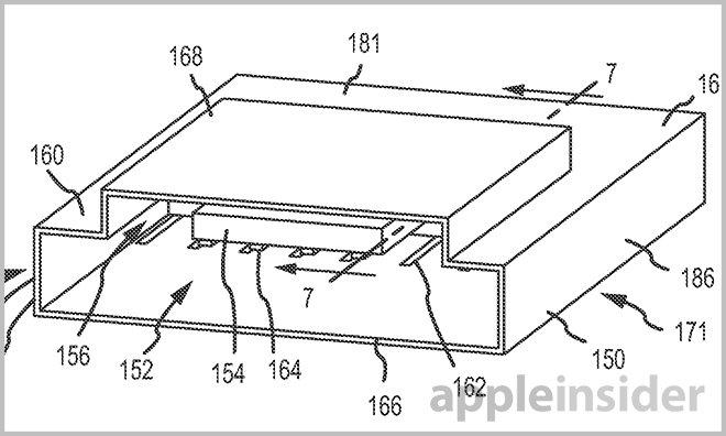 Apple-Patent: Karten-Slot und Anschluss in einem