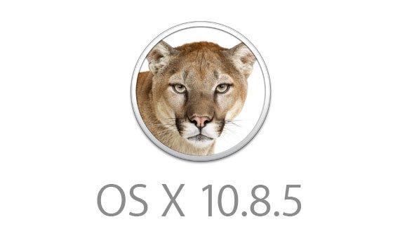 Mountain Lion 10.8.5: Apple veröffentlicht neuen Build 12F17 für Entwickler