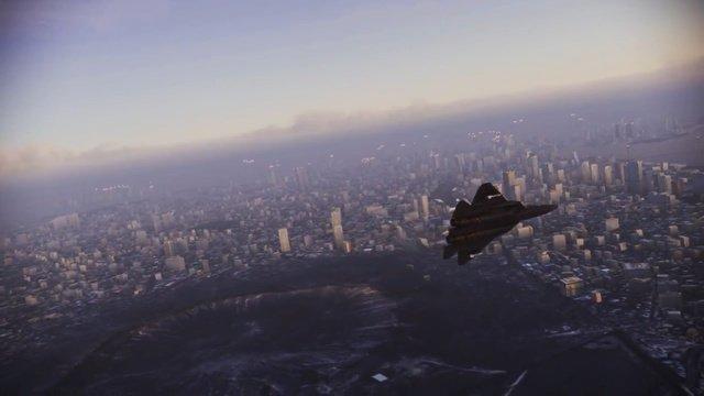 Neues Ace Combat angekündigt: Bis zur Unendlichkeit und noch viel höher