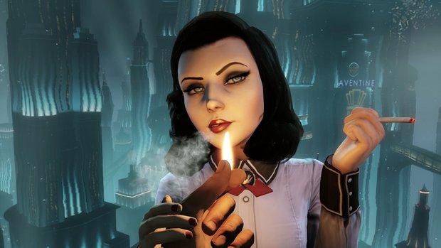 Bioshock Infinite: Story-DLC im Herbst, führt Booker nach Rapture