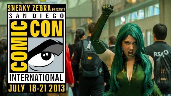 Das beste Cosplay von der Comic-Con 2013