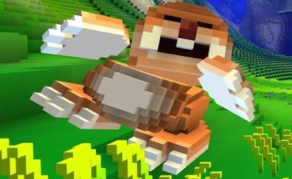 GIGA Gameplay: Cube World