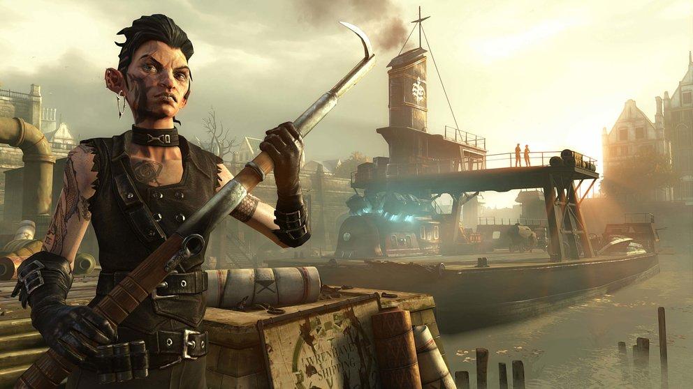 Dishonored: Neuer DLC erscheint im August
