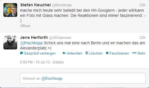 Google Glass Berlin