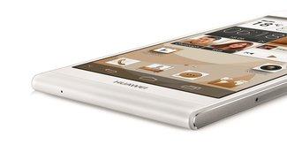 Huawei Ascend P6: Vorerst keine Google Edition geplant