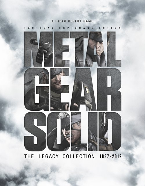 Metal Gear Solid: Legacy Collection - EU-Release im September