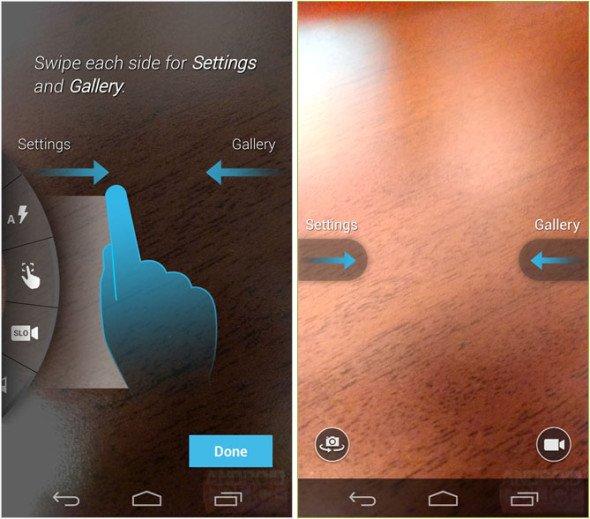 Moto X: Kamera-App verfügbar (Download)