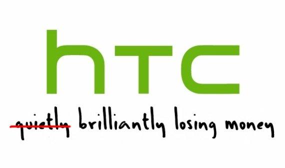 Vom Regen in die Traufe: HTC kündigt zum ersten Mal Verlust an