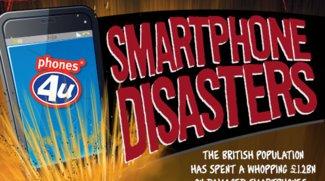 Smartphone Katastrophen: Seltsame Fakten über seltsame Unfälle
