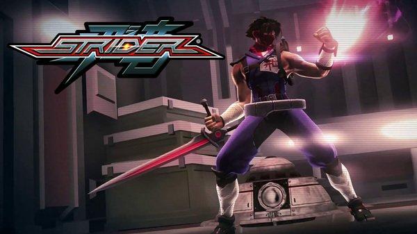 Neues Strider Game angkündigt: Wie Metroid, nur mit Ninja-Action!