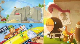 Crazy Taxi, Sprinkle Islands, Tiny Thief: Feine neue Android-Spiele