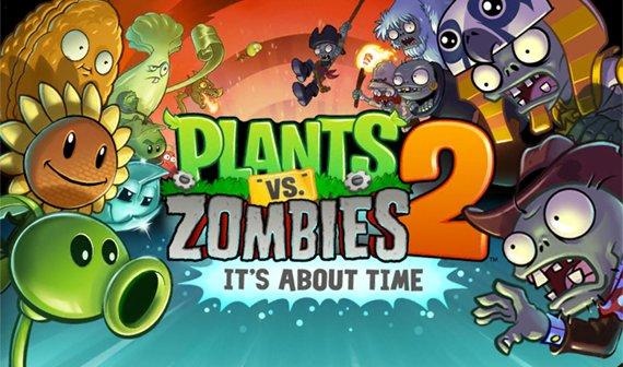 Auf der Suche nach dem gegessenem Taco: Plants vs. Zombies 2