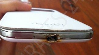 Weiteres Samsung-Smartphone geht in Flammen auf