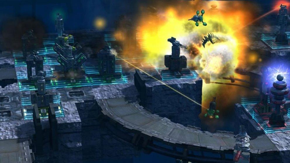 Defense Grid - The Awakening: Ab sofort kostenlos für Xbox Live Goldmitglieder